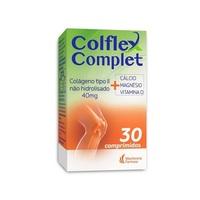 Colflex Complet 40mg, frasco com 30 comprimidos