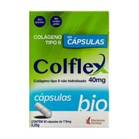 Colflex Bio caixa com 30 cápsulas