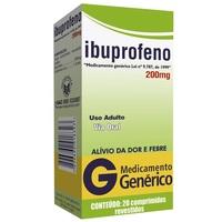 200mg, caixa com 20 comprimidos revestidos