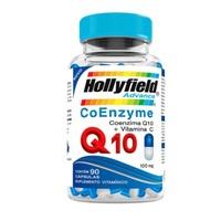 Coenzima Q10 + Vitamina C Hollyfield 1000mg, 3 frascos com 90 cápsulas cada