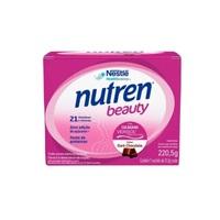 Nutrem Beauty sachê, chocolate, 7 unidades