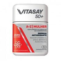 Vitasay 50+ Mulher A-Z frasco com 30 comprimidos