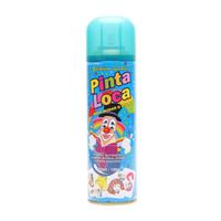 Tinta Spray Aspa Pinta Loca azul flash com 150mL