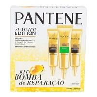 Ampola de Tratamento Pantene Summer Edition - 3x15mL