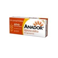 500mg, caixa com 24 comprimidos