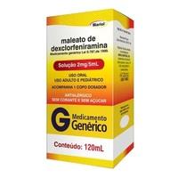 0,4mg/mL, caixa com 48 frascos com 120mL de solução de uso oral + 48 copos medidores (embalagem hospitalar)