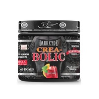 Creatina Dark Cyde Creabolic fruit punch com 300g