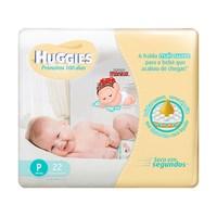 Fralda Huggies Soft Touch Primeiros 100 Dias