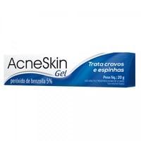 Acneskin Gel Gel de uso dermarológico com 20g