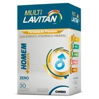 Lavitan Multi Homem caixa com 30 comprimidos