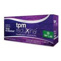 TPM Reduxina 250mg, caixa com 20 comprimidos