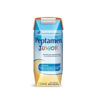 Suplemento de Nutrição Enteral Peptamen Junior - caixa, baunilha, 250mL
