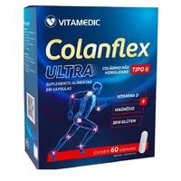 Colanflex Ultra caixa com 60 cápsulas