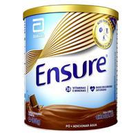 Ensure Abbott chocolate, lata com 400g