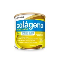 frasco com 250g de pó para solução de uso oral, sabor manga com maracujá