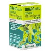 Guaco Edulito Herbarium 81,5mg/mL, caixa com 1 frasco com 120mL de solução de uso oral