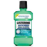 Antisséptico Bucal Listerine Anticáries Zero Álcool