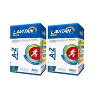 Lavitan Mais A-Z Homem 2 caixas com 90 cápsulas cada