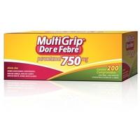 750mg, caixa com 200 comprimidos (embalagem múltipla)