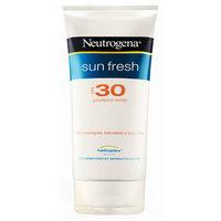 Protetor Solar Neutrogena Sun Fresh FPS 30, loção com 200mL