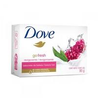 Sabonete Dove Go Fresh - romã e verbena, barra, 90g