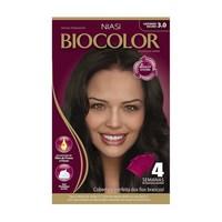 Tintura Creme Biocolor nº 3.0 castanho escuro