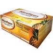 Flaconete com 10mL de solução de uso oral, abacaxi
