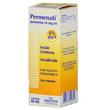 50mg/mL, caixa com 144 frascos com 60mL de loção de uso dermatológico (embalagem hospitalar)