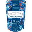 algas marinhas, líquido, refil, 440mL