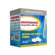 400mg, caixa com 100 comprimidos revestidos (embalagem múltipla)