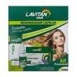 Shampoo 300mL + Solução 50mL + 30 Comprimidos