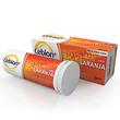 1g, caixa com 10 comprimidos efervescentes, sabor laranja