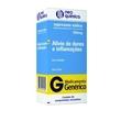 550mg, caixa com 20 comprimidos revestidos