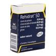 50 50,84mg/g + 66,82mg/g + 59,77mg/g + 822,64mg/g, caixa com 4 envelopes com 7,340g de pó para solução de uso oral